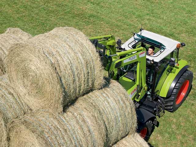 Daniel gicquel gagne un tracteur claas axos un jeu - Jeu de tracteur agricole gratuit ...