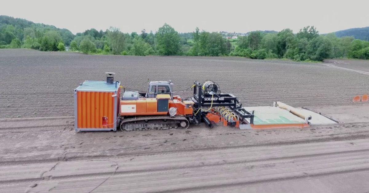 Une machine vapeur pour d truire les n matodes les for Detruire les mauvaises herbes