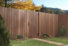 Nouveau Fiberon Enclave Palissade En Bois Composite Des Panneaux De Jardin L 39 Aspect Bois