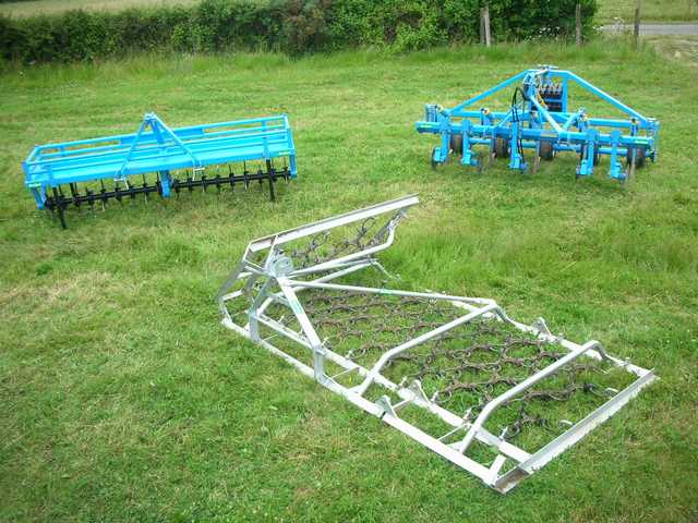 La soci t actisol pr sente ses solutions pour la gestion de l 39 herbage en - Scarificateur fait maison ...