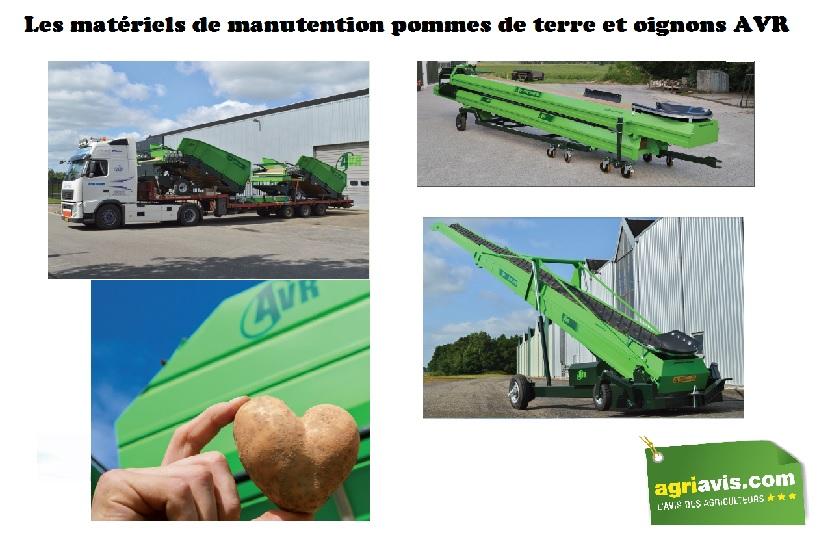 Avis esprit de la marque avr arracheuses pommes de terre - Table de visite pomme de terre ...