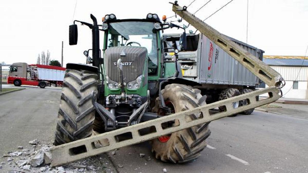 Pouvez vous conduire du mat riel agricole tracteur for Permis agricole