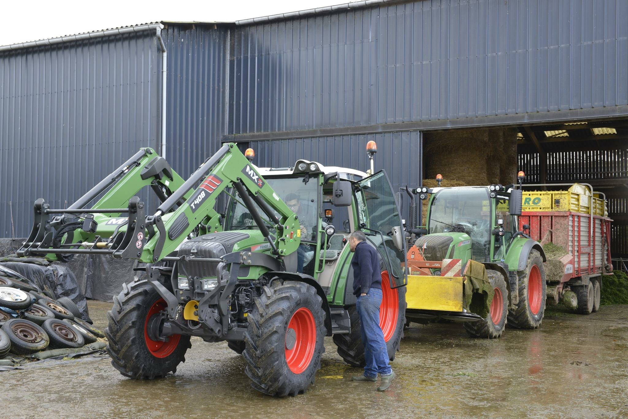 Avis 210 vario de la marque fendt tracteurs agricoles - Avis sur les surmatelas ...