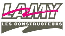 logo de Lamy Les Constructeurs