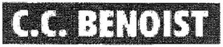 logo de C.C.Benoist