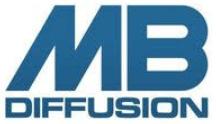 logo de MB Diffusion