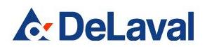 logo de DeLaval
