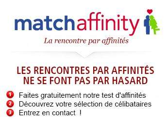 Match affinity rencontre