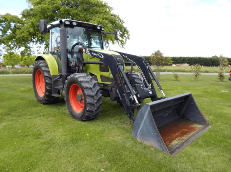 Avis Tracteurs agricoles et petites annonces d'occasion de