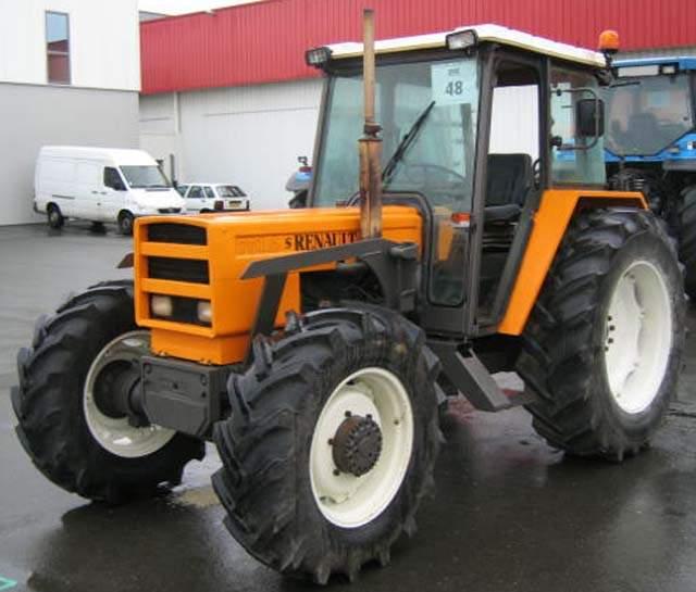 avis 751 de la marque renault tracteurs agricoles. Black Bedroom Furniture Sets. Home Design Ideas