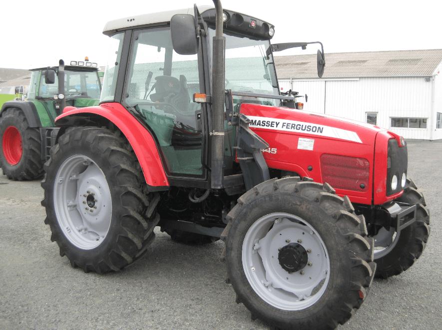 avis mf 5445 de la marque massey ferguson tracteurs agricoles. Black Bedroom Furniture Sets. Home Design Ideas
