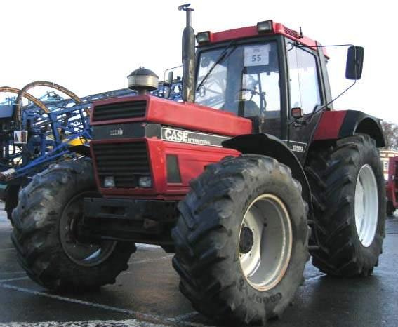 avis 1255xl de la marque case ih tracteurs agricoles. Black Bedroom Furniture Sets. Home Design Ideas