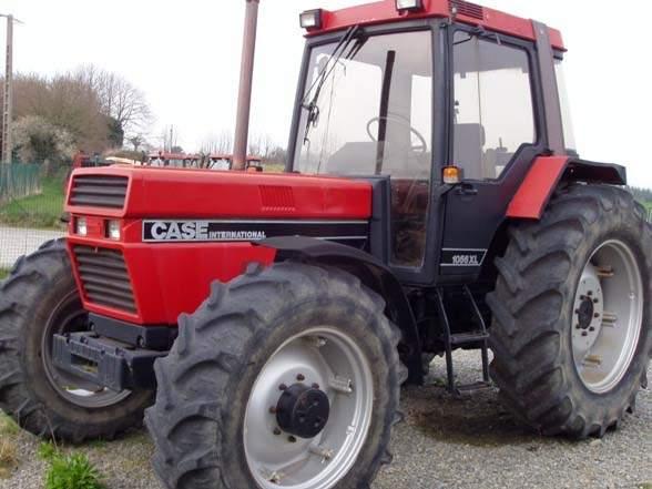 Avis tracteurs agricoles et petites annonces d 39 occasion de for Case agricole