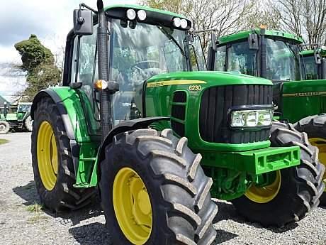 avis 6230 premium de la marque john deere tracteurs agricoles. Black Bedroom Furniture Sets. Home Design Ideas
