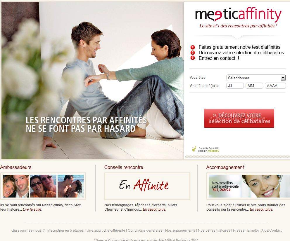 Rencontre meetic forum