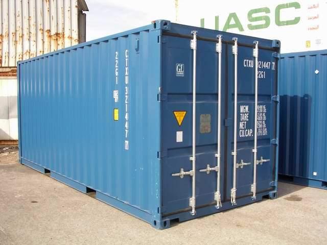 Avis Containers Marines Neufs De La Marque Acm Container