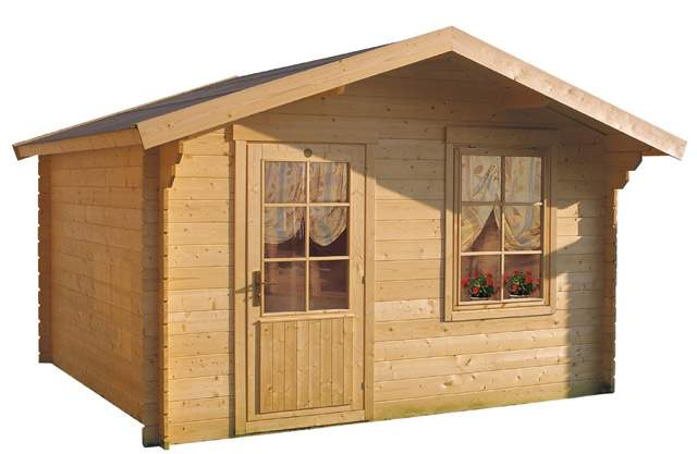 avis ivalo de la marque blooma abris de jardin. Black Bedroom Furniture Sets. Home Design Ideas