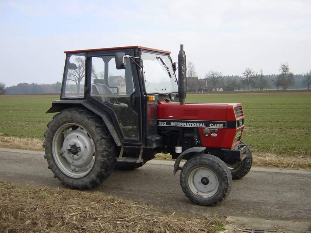 Avis 533 de la marque case ih tracteurs agricoles for Case agricole