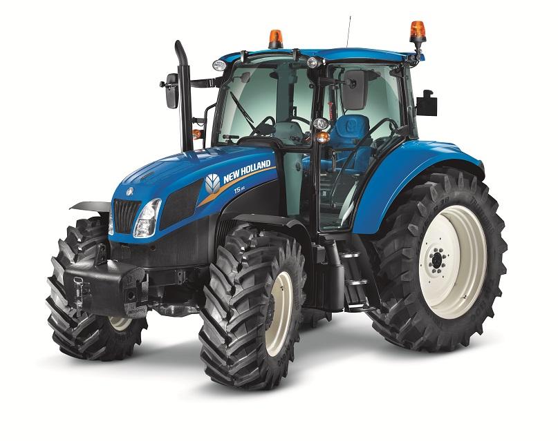 Photo du Tracteurs agricoles T5.95