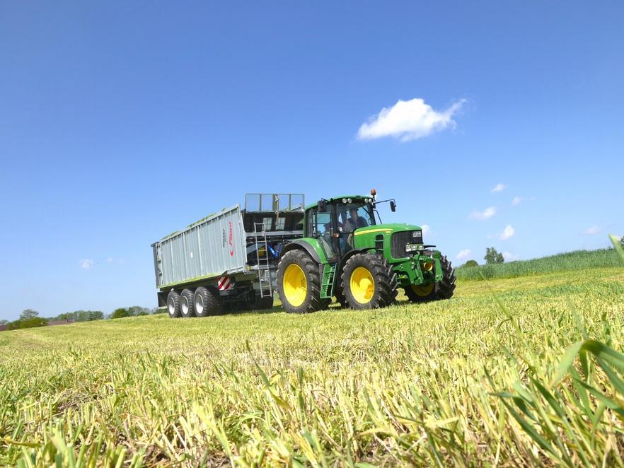 Photo du Remorques agricoles ASW 3101