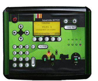 Photo du Système de régulation pour l'épandage Epandix 8700