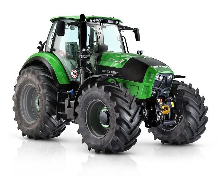 Avis ttv 7250 de la marque deutz fahr tracteurs agricoles - Image tracteur ...