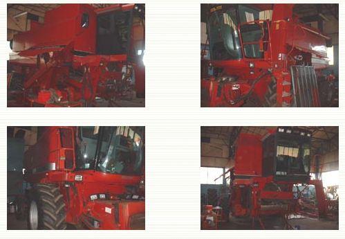 Photo du Service occasion Importation de matériels de récolte