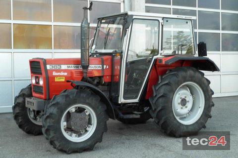 Photo du Tracteurs agricoles MF 363
