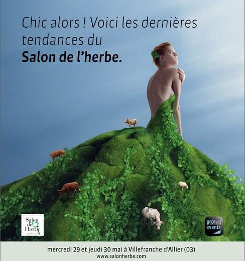 Photo du Salons professionnels Salon de l'Herbe 2013