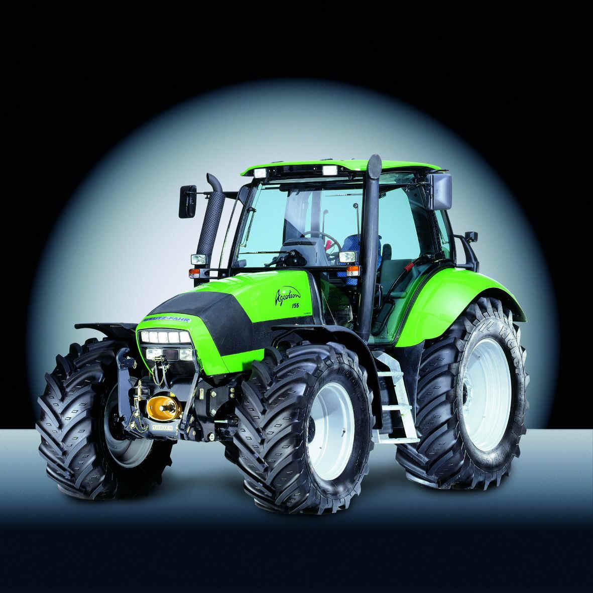 Photo du Tracteurs agricoles Agrotron 155