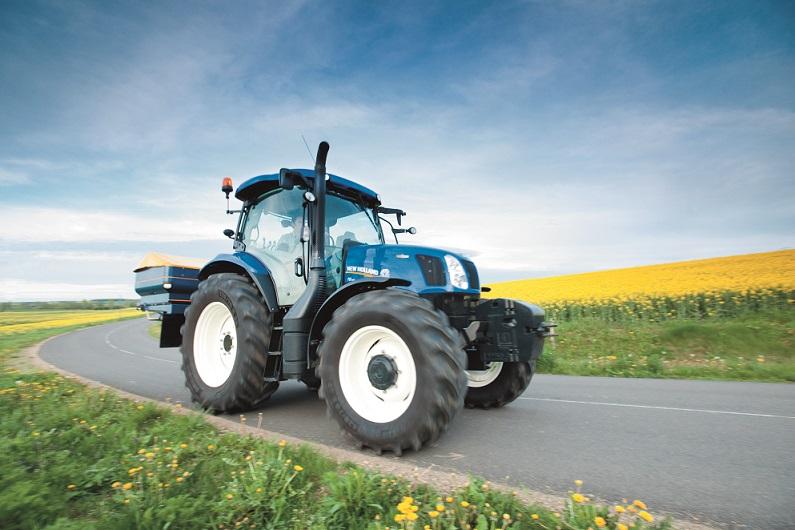 Photo du Tracteurs agricoles T6.160 AutoCommand