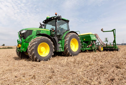 Photo du Tracteurs agricoles 6150R