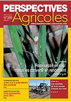 Photo du magazines, journaux agricoles Perspectives Agricoles