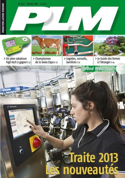 Photo du magazines, journaux agricoles PLM