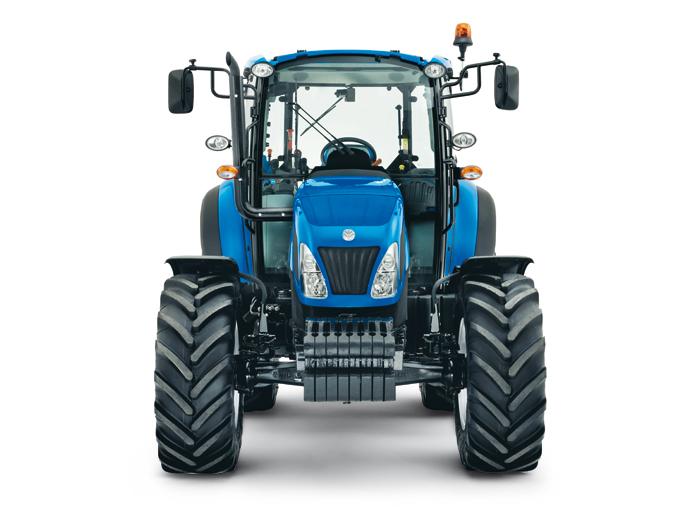 Photo du Tracteurs agricoles T4.95
