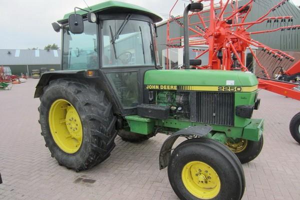Photo du Tracteurs agricoles 2250