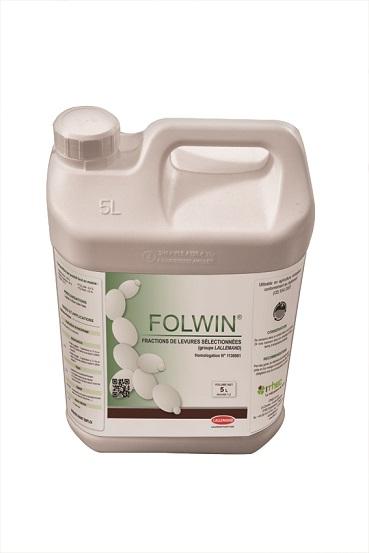 Photo du Engrais foliaire Folwin