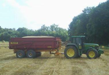 Photo du Remorques agricoles Fibenne