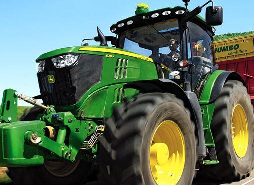 Photo du Tracteurs agricoles 6115R
