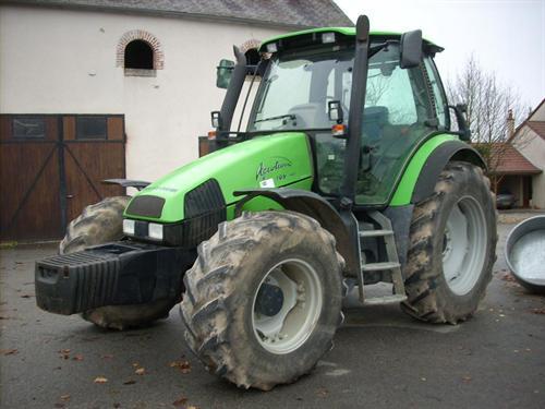 Photo du Tracteurs agricoles Agrotron 106 MK3