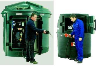 Photo du Distribution carburant FS 1400L - FS 2500L et FS 5000L