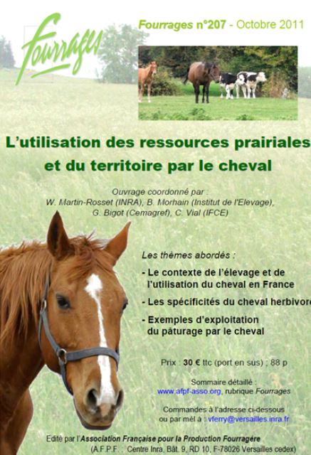 Photo du magazines, journaux agricoles Fourrages
