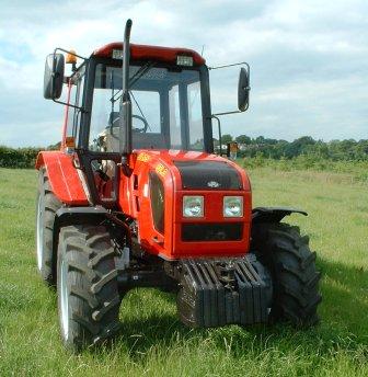 Photo du Vente de matériels neufs Concessionnaire Belarus (tracteurs)