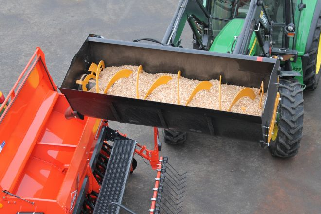 Photo du Godets Grand Volume Godet préparateur de semences