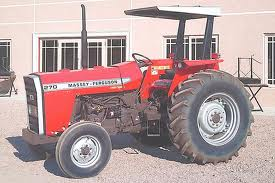 Photo du Tracteurs agricoles MF 270