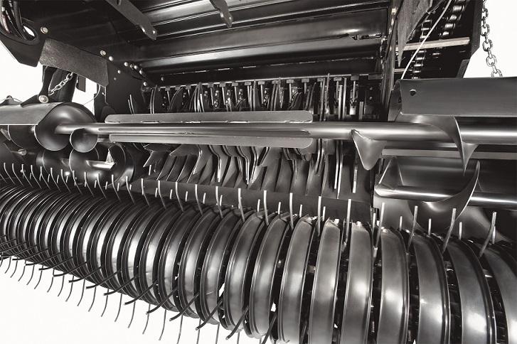 Photo du Presses à balles rondes Roll-Belt