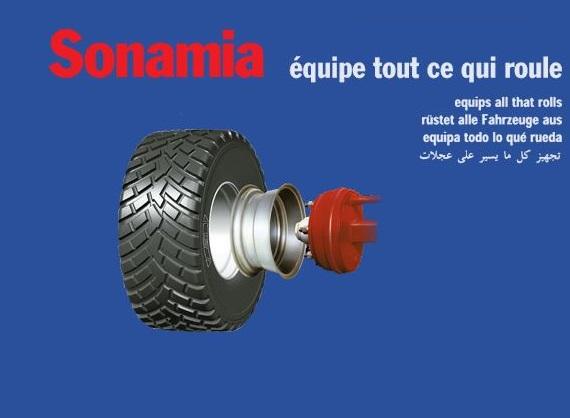 Photo du Vente de pneumatiques Vente de roues complètes pour l'agriculture