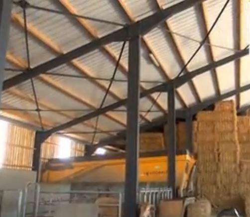 Photo du Construction bâtiments Fabrication hangars métalliques