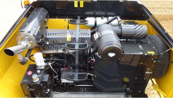 Photo du Moissonneuses-batteuses à secoueurs TC5080