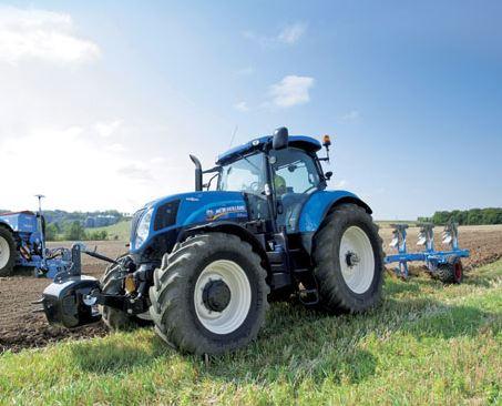 Photo du Tracteurs agricoles T7.200 AutoCommand